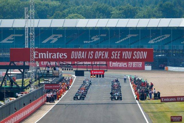 Fórmula 1.- El GP Alemania contará con la presencia de 20.000 aficionados en Nür