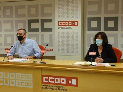 """CCOO pide a empresarios y Junta una mesa de trabajo ante la """"fase de alarma"""" en las residencias de mayores"""