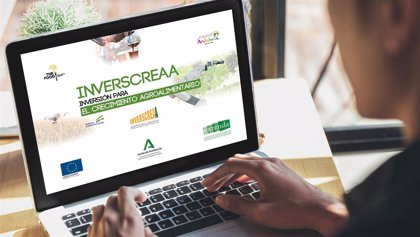 Extenda presenta Inverscreaa, un proyecto piloto para atraer inversiones extranjeras a firmas agroalimentarias