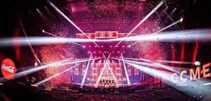 Coca-Cola Music Experience Reloaded recibe más de 250.000 conexiones por streaming durante 6 horas de show en directo