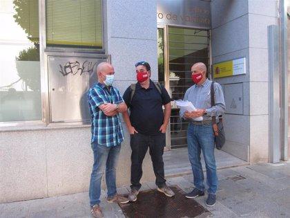 CCOO Extremadura denuncia ante la Inspección de Trabajo incumplimientos de las normas de seguridad en centros escolares