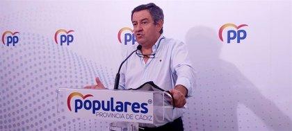 El PP pide a Diputación de Cádiz que fumigue la Janda de forma urgente y con medios aéreos