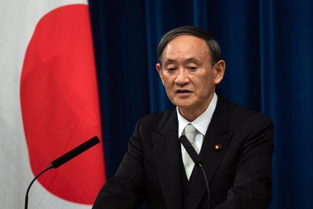 Japón/EEUU.- Trump y el nuevo primer ministro japonés ratifican su alianza en su