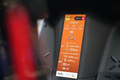 Barcelona lanza una campaña para promover la seguridad vial entre usuarios de moto
