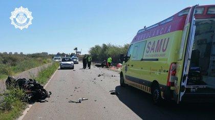 Un total de ocho personas han fallecido este fin de semana en las carreteras españolas