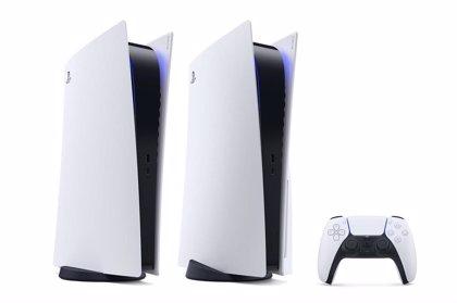 Sony distribuye tres veces más unidades de PS5 con disco que de la edición digital