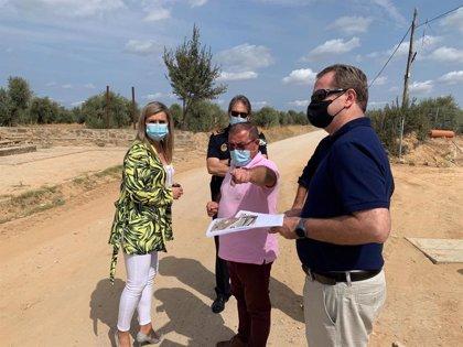 Acuerdo entre la Diputación y el Ayuntamiento de Baeza para regular el tráfico en la carretera de La Yedra