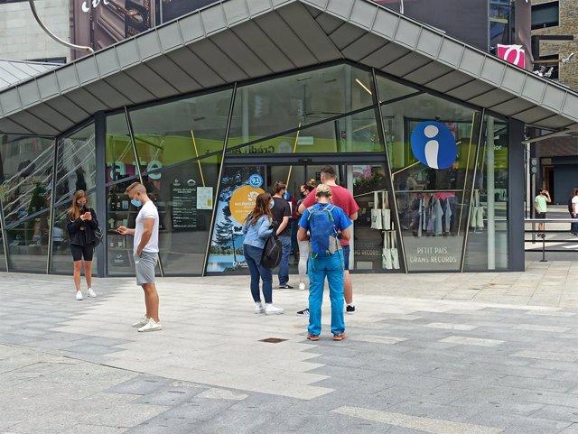 Centre d'informació turística d'Andorra la Vella