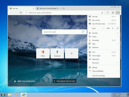 Portaltic.-Microsoft prueba la función 'Sleeping Tabs' en Edge para reducir el consumo de recursos del navegador