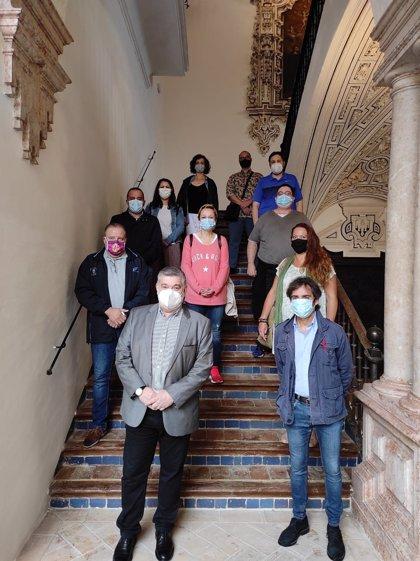 Una decena de agentes españoles de viajes visitan Utrera, Écija y Lebrija