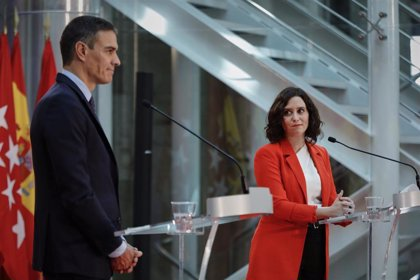 """Ayuso asegura que el problema con la Atención Primaria lo tiene """"toda España"""" por la falta de médicos"""