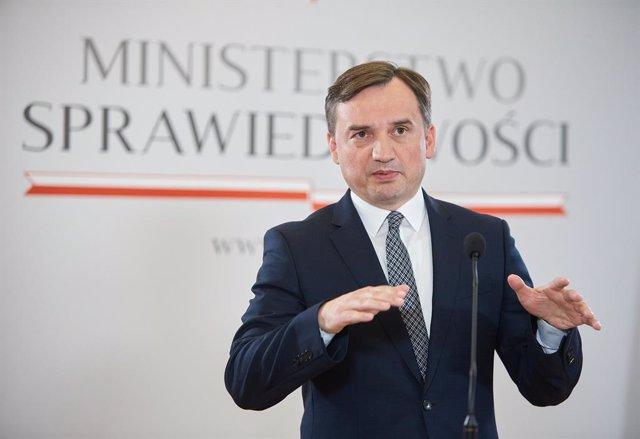 Polonia.- El ministro de Justicia polaco llama a la unidad, mientras el Gobierno