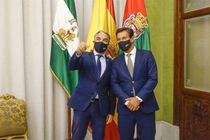 """Ayuntamiento y Junta acuerdan políticas conjuntas para consolidar Granada """"como referente cultural y tecnológico"""""""