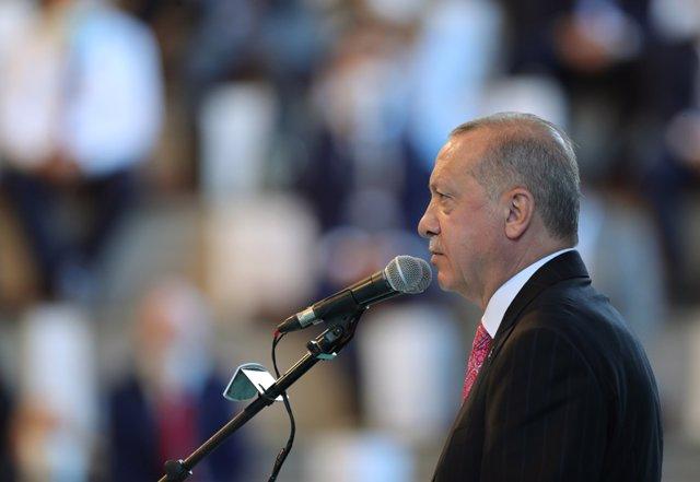 Libia.- Turquía reitera la vigencia de su alianza con Trípoli pese al anuncio de