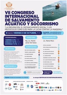La plataforma 'Canarias, 1500 Km de Costa' estará presente en el Congreso de Sal