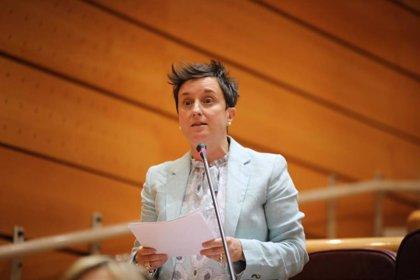 La senadora asturiana María Fernández (PSOE), designada miembro de la Asamblea Parlamentaria del Consejo de Europa