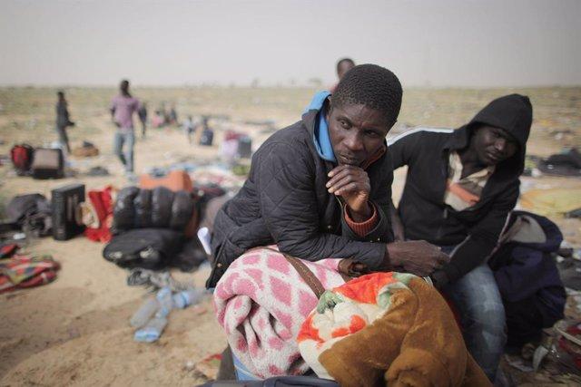 Libia.- ACNUR y PMA amplían su programa de asistencia alimentaria de emergencia