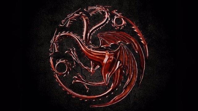 Cartel de House of the Dragon, la precuela de Juego de Tronos