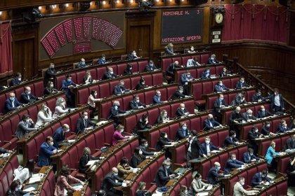 AMP2.- Italia.- El 'sí' a la reducción del número de parlamentarios en Italia se impone con casi el 70%