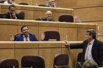 """David Erguido no deja su acta como diputado en la Asamblea porque su puesto """"lo han votado los ciudadanos"""""""