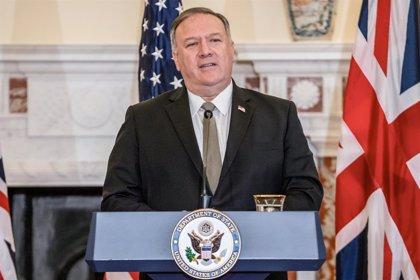 AMP.- Irán.- EEUU impone sanciones contra Maduro y el Ministerio de Defensa iraní por violar el embargo de armas a Irán