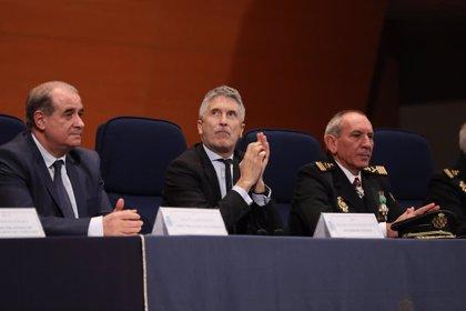Marlaska nombra a Rafael Pérez comisario de Policía Judicial y elige a Alonso-Carriazo como sustituto de Allúe