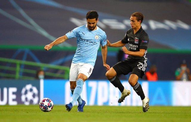 Fútbol.- Ilkay Gündogan (Manchester City) da positivo por coronavirus y se perde