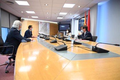 El grupo de coordinación de Gobierno y Comunidad fija una agenda que se inicia mañana con una reunión técnica