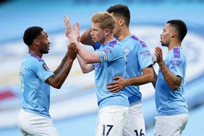 El City inicia la Premier con una trabajada victoria ante el Wolverhampton