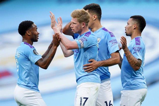 Fútbol/Premier.- El Manchester City inicia la Premier con una trabajada victoria