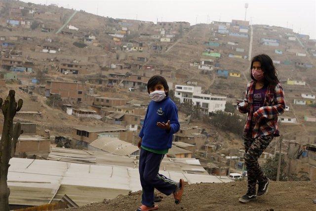 Coronavirus.- Perú supera la barrera de los 770.000 casos de coronavirus tras co