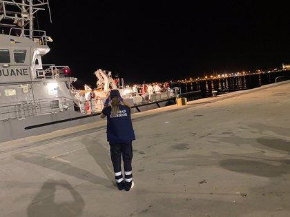 Ascienden a 204 los migrantes llegados este martes a las costas de Baleares en 13 pateras