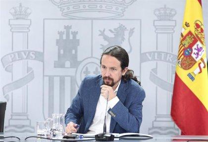 """Iglesias avanza acuerdos en el Consejo de Ministros de hoy para agilizar el IMV: """"El cuello de botella se va a corregir"""""""