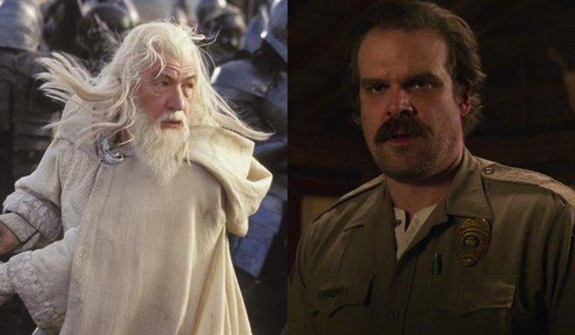 Stranger Things se inspirará en El señor de los anillos para resucitar a Hopper en la temporada 4