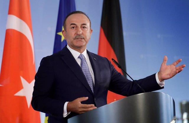 """Libia.- Turquía recrimina a la UE una """"actitud sesgada"""" sobre Libia tras las san"""
