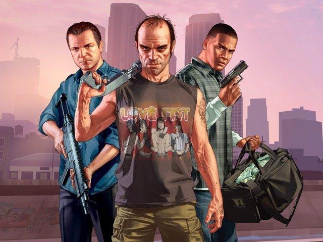 La franquicia de videojuegos GTA dara el salto al cine
