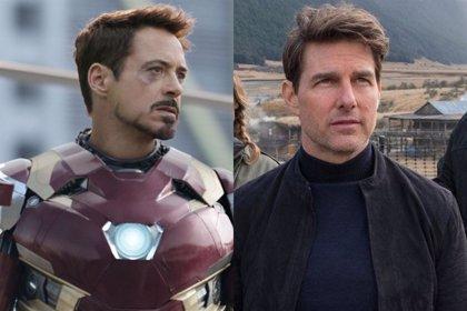 Marvel quiere a Tom Cruise como nuevo Iron Man en su Multiverso
