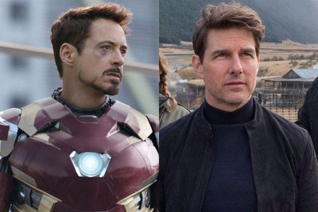 ¿Será Tom Cruise El Próximo Iron Man?