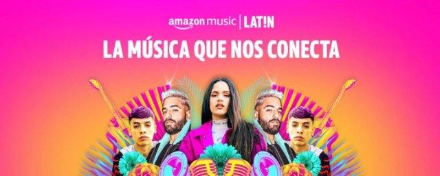 Amazon Music Latin, la nueva marca de la plataforma dedicada a música latina
