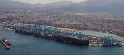 El Puerto de Algeciras (Cádiz) mueve 71 millones de toneladas de mercancías hasta agosto
