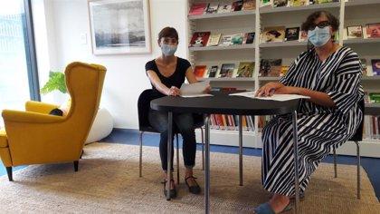 La Biblioteca Rafael Azcona retoma en octubre las actividades de animación a la lectura con menos aforo y más seguridad