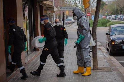 La UME atendió 4.000 solicitudes de auxilio en residencias durante la pandemia, según el Ministerio de Derechos Sociales