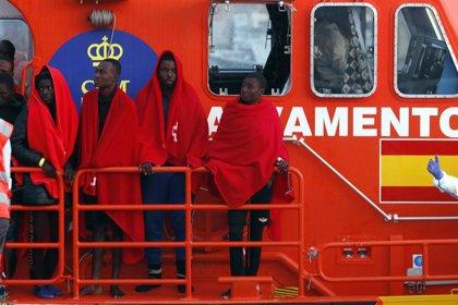 Más de medio millar de migrantes llegan a las costas españolas en las ultimas 24 horas