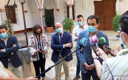 """Nieto (PP-A) pide a la izquierda andaluza que """"arrime el hombro"""" para sacar adelante los presupuestos"""