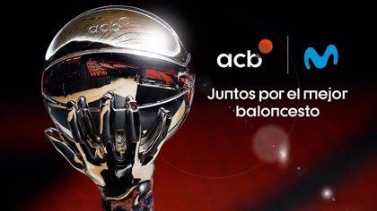 La ACB y Movistar+ renuevan su acuerdo de retransmisión en exclusiva para las tres próximas temporadas