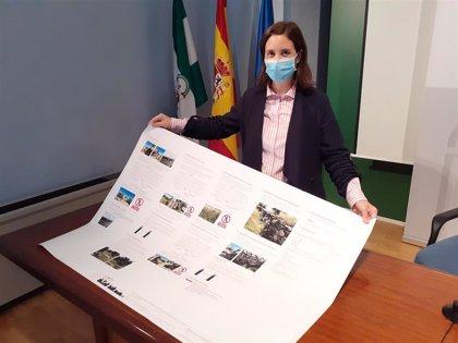 La Junta invertirá 47.500 euros para mejorar la seguridad en el recinto amurallado del castillo de Belalcázar (Córdoba)
