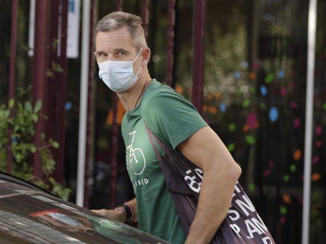 Iñaki Urdangarín sabrá entre hoy y mañana si consigue el tercer grado penitenciario, según ha anunciado su abogado, Mario Pascual Vives
