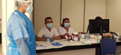 Salud pone en marcha cuatro nuevas líneas COVID express para descongestionar los centros de salud