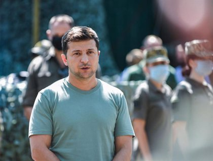 La popularidad del presidente de Ucrania cae a niveles mínimos