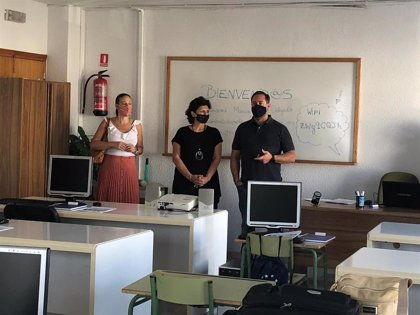 Diputación.-Diputación inicia en Macael el curso 'Formación para emprender' para asumir el reto demográfico
